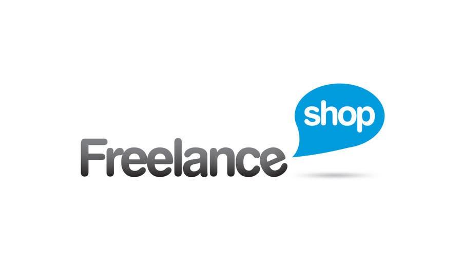 #541 for Logo Design for freelance shop by ganimed
