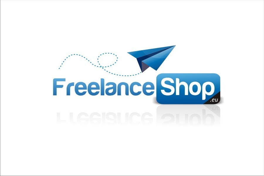 #303 for Logo Design for freelance shop by creativesky73