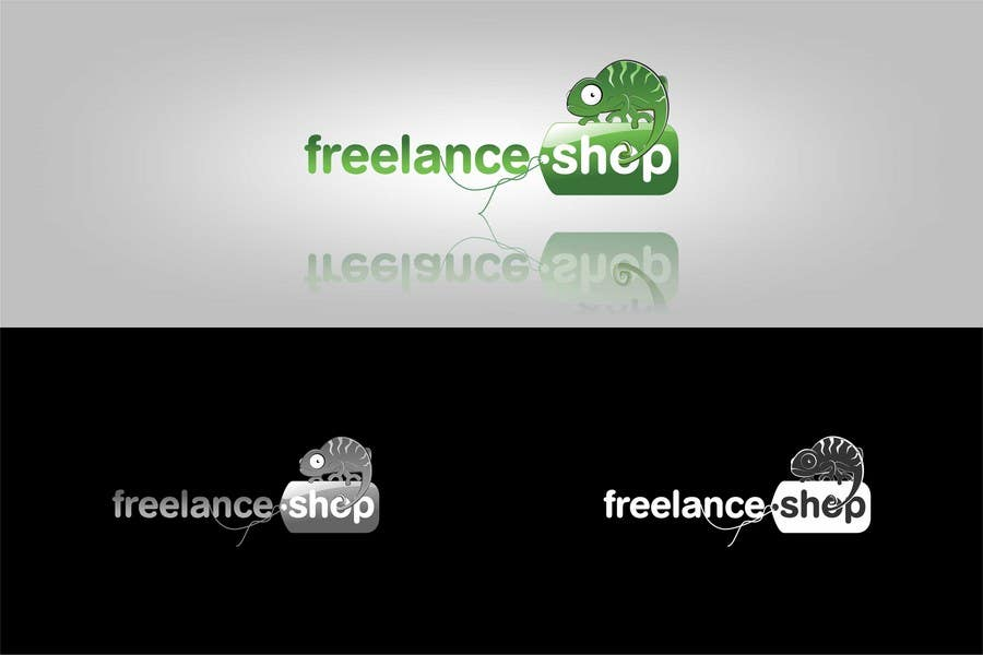 #798 for Logo Design for freelance shop by catalin214