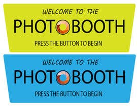 #9 cho I need some Graphic Design for a photobooth interface bởi jamshaidrazaCG