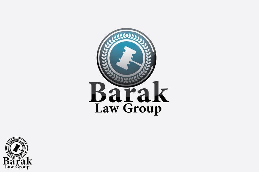 Inscrição nº                                         79                                      do Concurso para                                         Logo Design for Barak Law Group