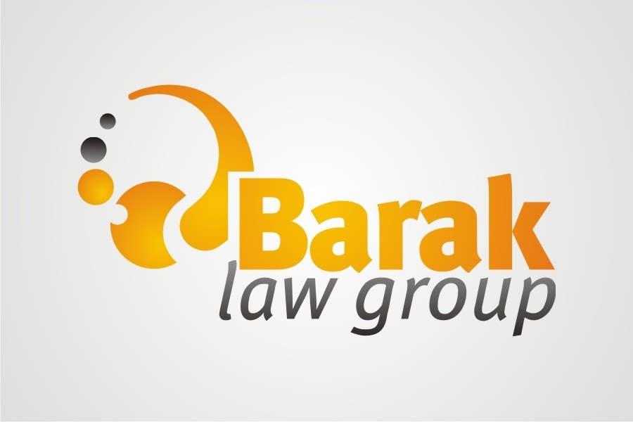 Inscrição nº                                         167                                      do Concurso para                                         Logo Design for Barak Law Group