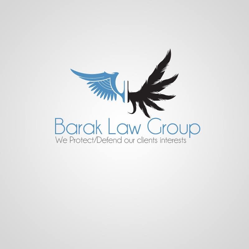 Inscrição nº                                         248                                      do Concurso para                                         Logo Design for Barak Law Group