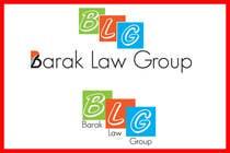 Graphic Design Inscrição do Concurso Nº183 para Logo Design for Barak Law Group