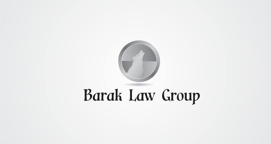 Inscrição nº                                         194                                      do Concurso para                                         Logo Design for Barak Law Group