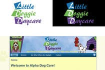 "Graphic Design Entri Kontes #73 untuk Graphic Design for ""Little Doggie Daycare"""