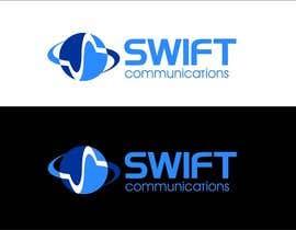 "nº 27 pour Create a logo for a telecommunications company called "" Swift Communications"" par SVV4852"
