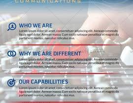 #4 for Design a Brochure For CCRT Communciations / CCRT STUDIOS by SmartArtStudios