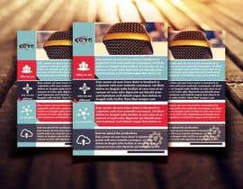 #8 for Design a Brochure For CCRT Communciations / CCRT STUDIOS by futuredesign94