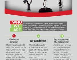 #20 for Design a Brochure For CCRT Communciations / CCRT STUDIOS by futuredesign94