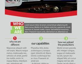 #24 for Design a Brochure For CCRT Communciations / CCRT STUDIOS by futuredesign94