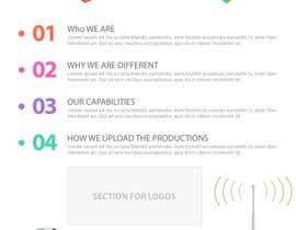 #6 for Design a Brochure For CCRT Communciations / CCRT STUDIOS by designingbridge