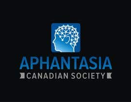 #3 para A logo for the Aphantasia Canadian Society (neurological condition where a person does not possess a functioning mind's eye) de sadesigner07