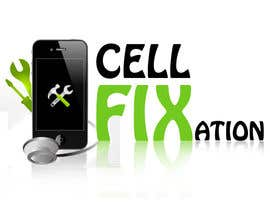 nº 61 pour Design a Logo for a Cell Phone Repair company par andrewnlsn