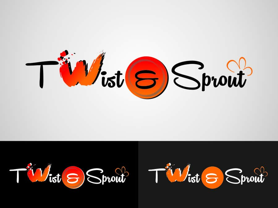 "#27 for Design a Logo for Online Health Food Store - Organic food  ""Twist and Sprout"" BIG bonus for awesome designs - and future WORK by vitalblaze"
