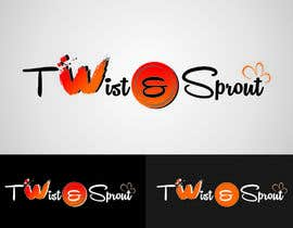"vitalblaze tarafından Design a Logo for Online Health Food Store - Organic food  ""Twist and Sprout"" BIG bonus for awesome designs - and future WORK için no 27"
