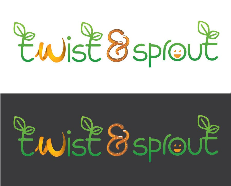 "Konkurrenceindlæg #19 for Design a Logo for Online Health Food Store - Organic food  ""Twist and Sprout"" BIG bonus for awesome designs - and future WORK"