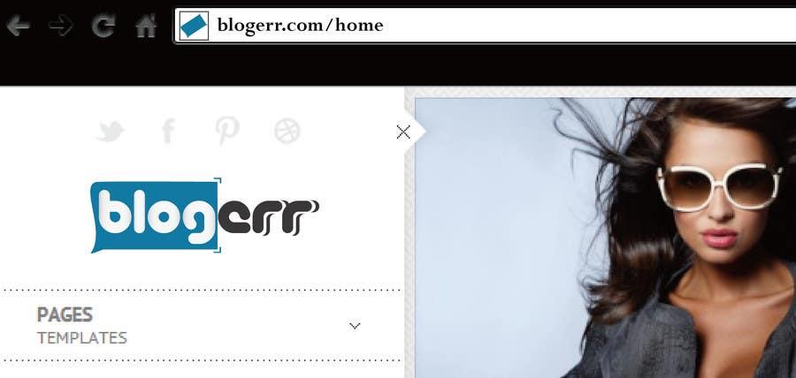Bài tham dự cuộc thi #51 cho Design a Logo for a Blog
