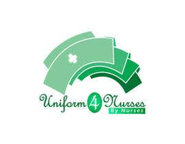 "#37 para Design a Logo for Uniform Company ""Uniforms 4 Nurses, by Nurses"" (clothing company) por SevenPixelz"