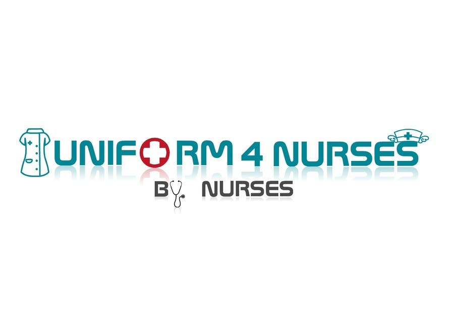 "Penyertaan Peraduan #22 untuk Design a Logo for Uniform Company ""Uniforms 4 Nurses, by Nurses"" (clothing company)"