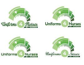 "#31 para Design a Logo for Uniform Company ""Uniforms 4 Nurses, by Nurses"" (clothing company) por anamiruna"