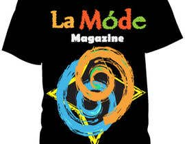 #167 para T-shirt Design for Le Mode Magazine por thewebgurupk