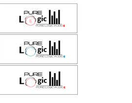 #16 for Develop a Logo for Pure Logic Audio by mmbertasi