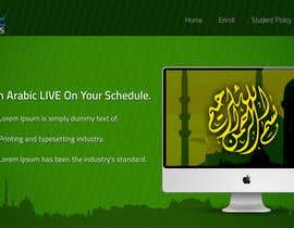 #25 para Design a Banner for Arabicclasses.org por arunnm89
