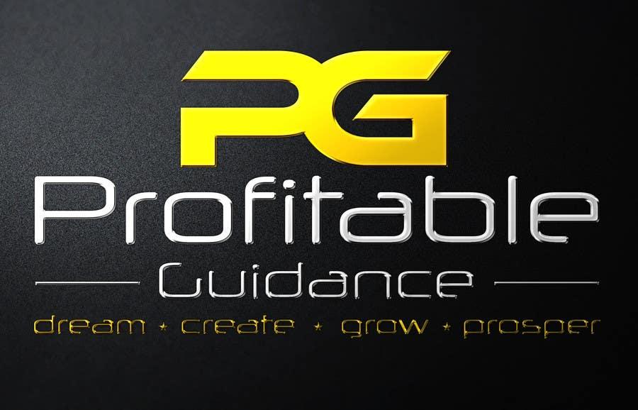 #83 for Design a Creative Logo for www.profitableguidance.com by rogeriolmarcos