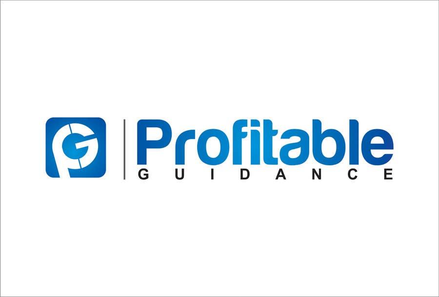#29 for Design a Creative Logo for www.profitableguidance.com by ajdezignz