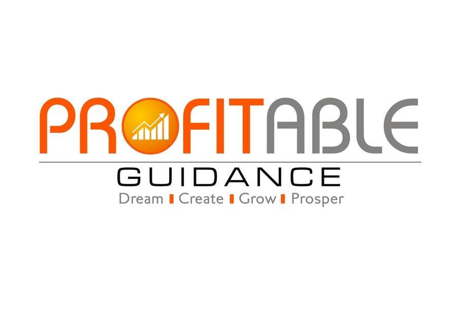 #139 for Design a Creative Logo for www.profitableguidance.com by shobbypillai