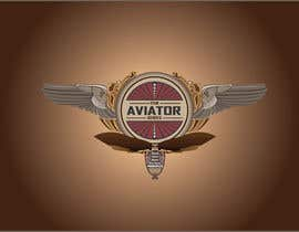#96 untuk Design a CIGAR Band/Logo/Label - Aviation Theme oleh succinct