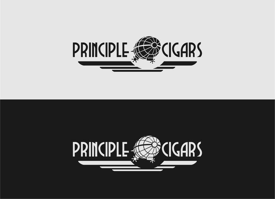 Konkurrenceindlæg #34 for Design a CIGAR Band/Logo/Label - Aviation Theme