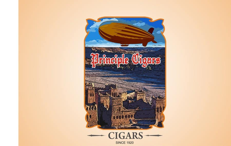 Konkurrenceindlæg #89 for Design a CIGAR Band/Logo/Label - Aviation Theme