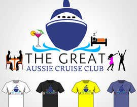 saligra tarafından Design a Logo for The Great Aussie Cruise Club için no 24