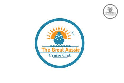 #9 para Design a Logo for The Great Aussie Cruise Club por iffikhan