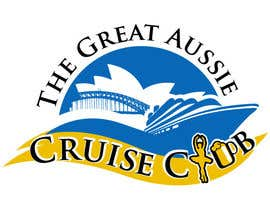 #23 para Design a Logo for The Great Aussie Cruise Club por suneshthakkar