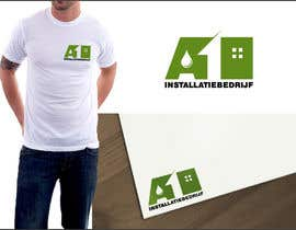#10 untuk Logo for A1 Installatiebedrijf oleh KaplarDesigns
