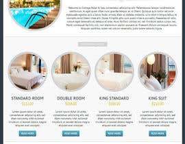 #13 untuk Design a website to use HotelsCombined white label oleh pradeeppinku