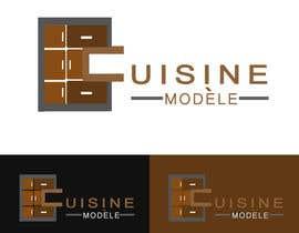nº 22 pour Logo Cuisine Modèle par petervaro
