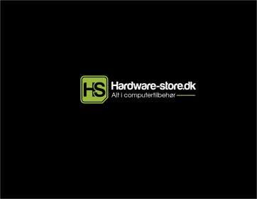 #147 for Design et Logo for Hardware-store.dk (EDB-webshop) af paxslg