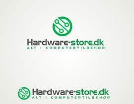 #206 for Design et Logo for Hardware-store.dk (EDB-webshop) af rashedhannan