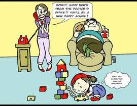 #7 cho Pregnancy and Parenting comic/cartoon bởi Ewehouse