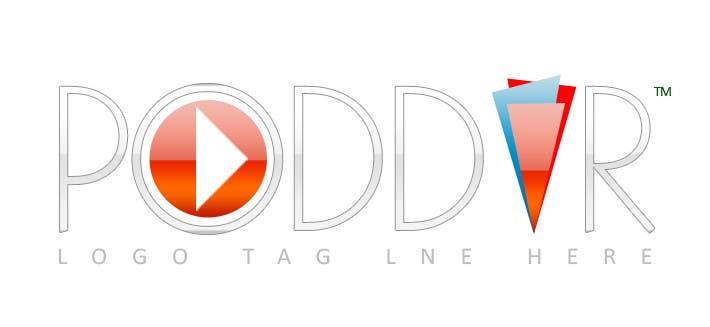 Bài tham dự cuộc thi #                                        77                                      cho                                         Design a Logo for PODDVR.com