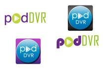 Bài tham dự #149 về Graphic Design cho cuộc thi Design a Logo for PODDVR.com