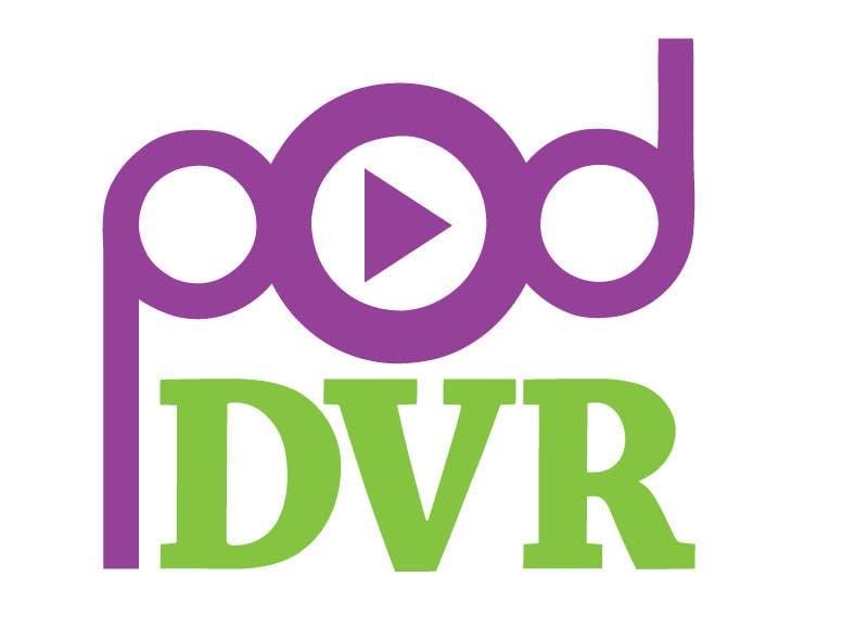 Bài tham dự cuộc thi #                                        210                                      cho                                         Design a Logo for PODDVR.com