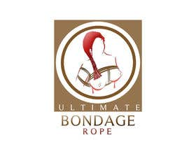 #541 para Logo design for Ultimate Bondage Rope por todeto