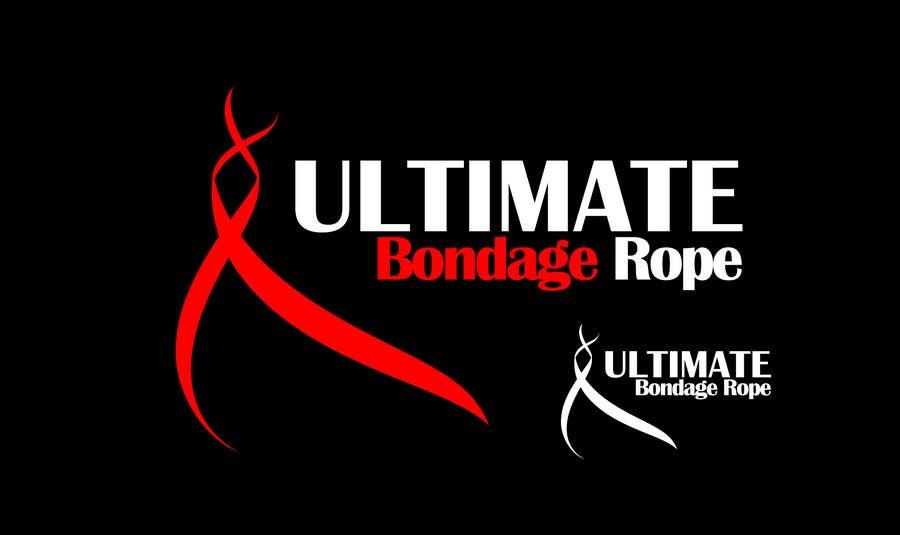 Proposition n°                                        456                                      du concours                                         Logo design for Ultimate Bondage Rope