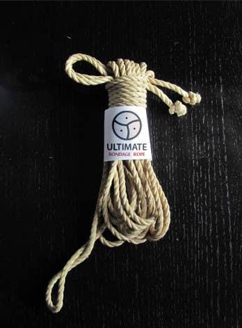 Конкурсная заявка №502 для Logo design for Ultimate Bondage Rope