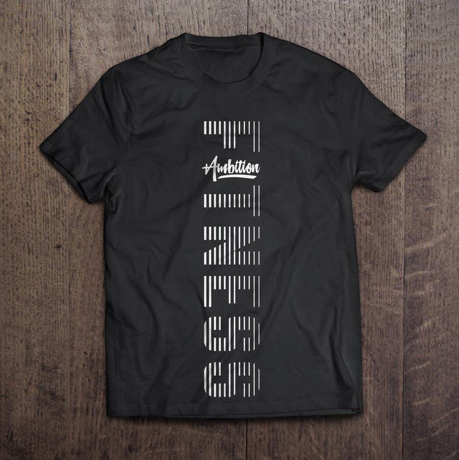 Entry #56 by azarroazar for Modern T-Shirt Design Fitness Based ...